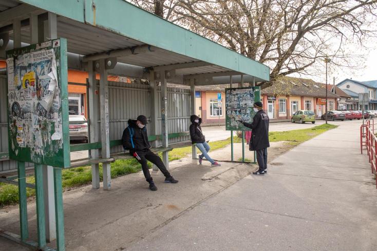 Magasan Pozsonyban a legtöbb a napi új fertőzött, jobb eredményeket értek el a magyarlakta járások