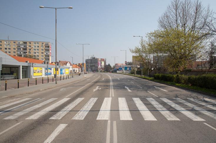 Négy magyarlakta járásban is több mint száz új fertőzött, köztük a Dunaszerdahelyiben is
