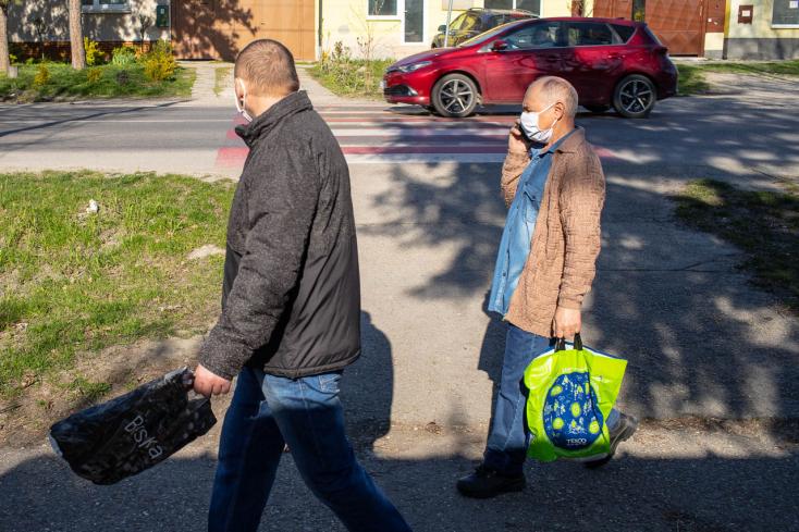 Pénteken éjjel véget ér a veszélyhelyzet Szlovákiában