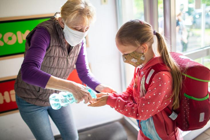 A Szlovákiai Városok Uniója kész támogatni az iskolai tesztelést