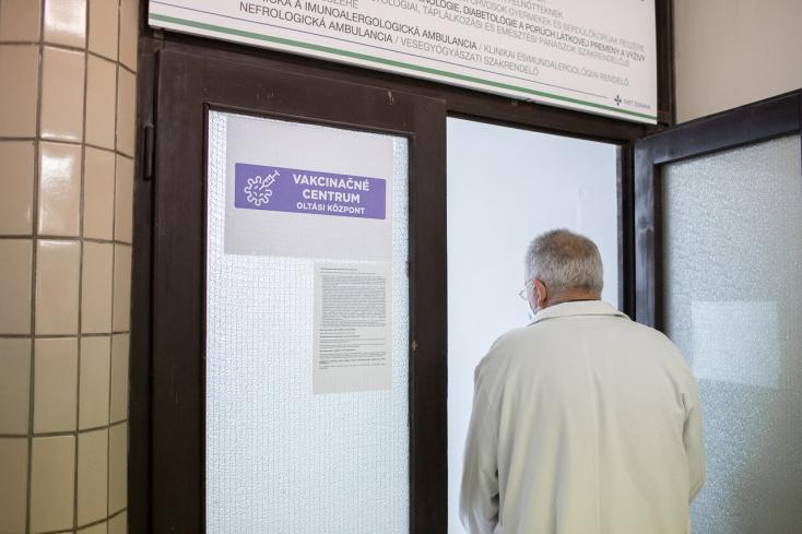 A délnyugati járások közül a Dunaszerdahelyiben volt a legtöbb új fertőzött kedden