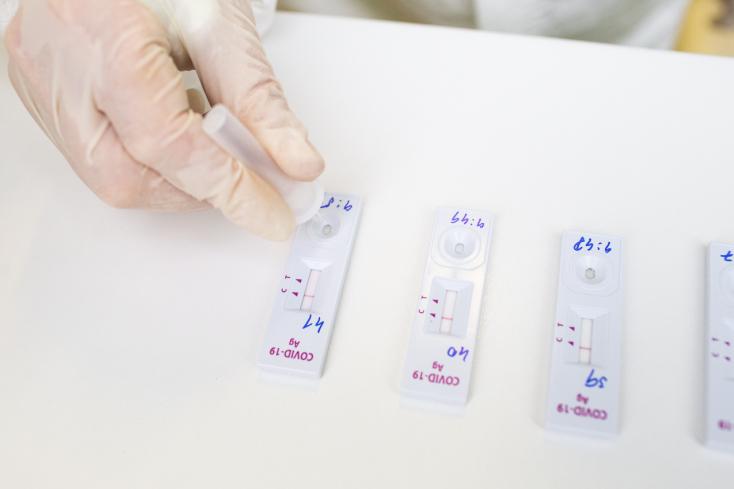 KORONAVÍRUS: Több nap után emelkedett a kórházban kezelt fertőzöttek száma