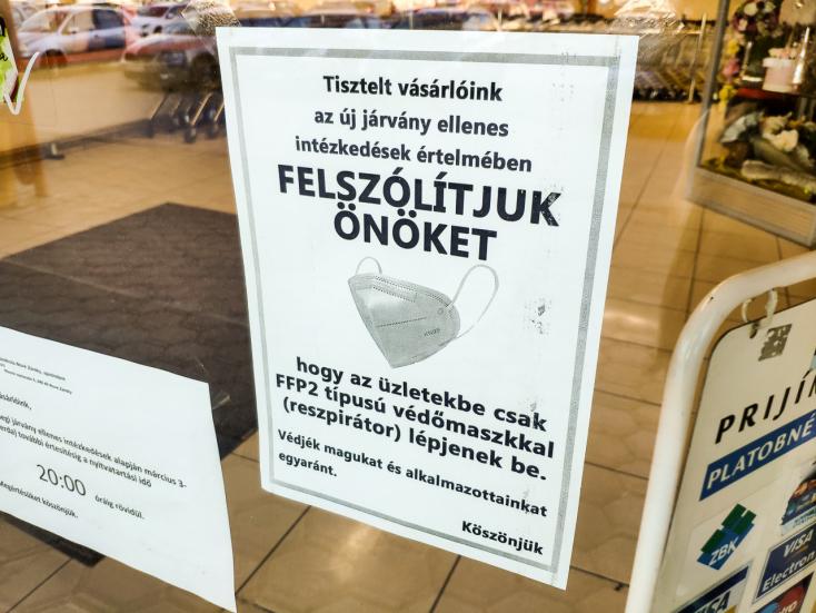 120 napig zárva voltak, hogyan tovább? – bolttulajdonosokat kérdeztünk a Dunaszerdahelyi és Komáromi járásból