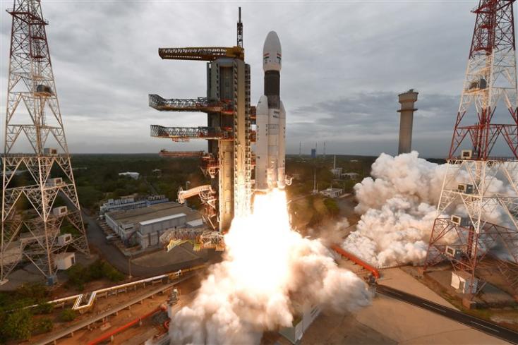 Kudarcot szenvedett India második Hold-missziója