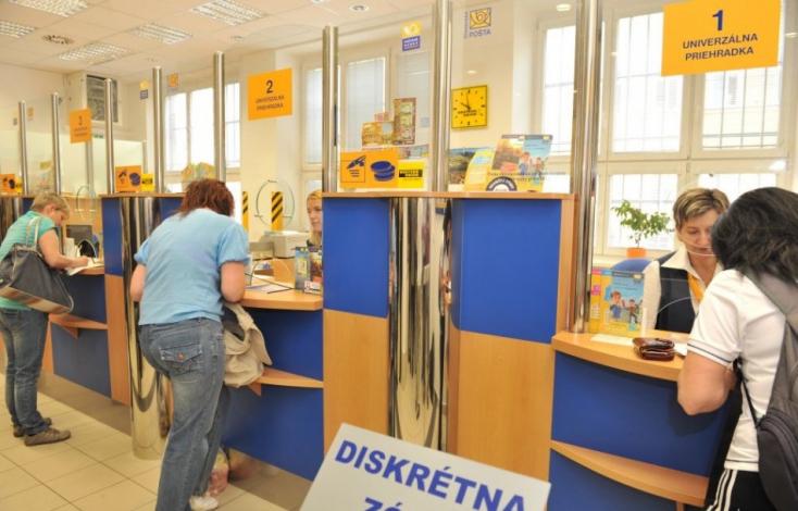 Július elsejétől emeli árait a Szlovák Posta