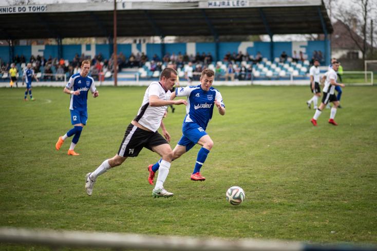 Nyugat-szlovákiai V. liga, déli csoport, 21. forduló: Vágán kitömték a nagymagyariakat