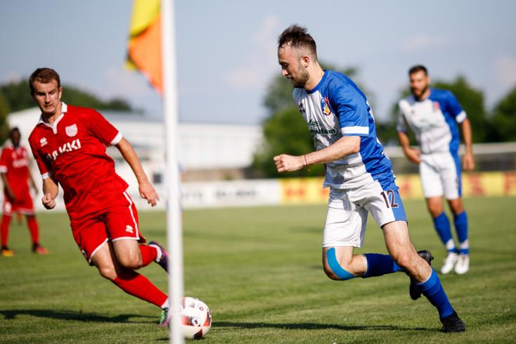 Nyugat-szlovákiai IV. liga, délkeleti csoport, 27. forduló: Két év után újra hodosi vereség a hazai bajnokin (FOTÓK)