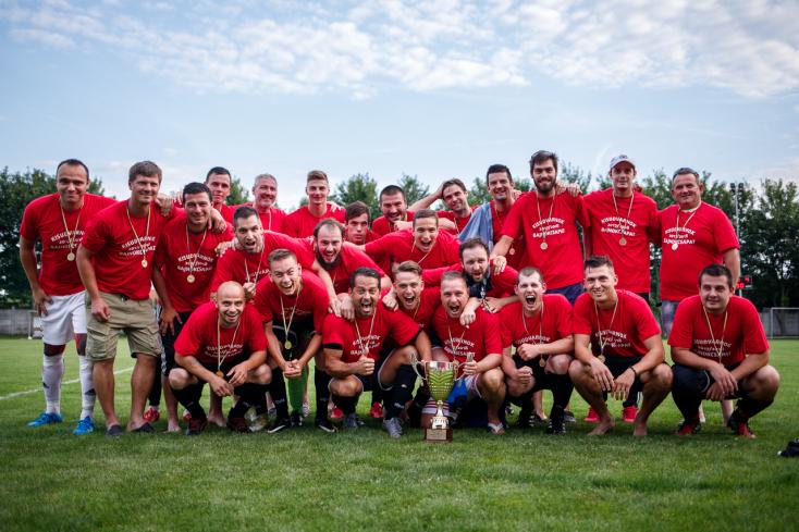 DS AG Sport (VI.) liga, 30. forduló: Kisudvarnok lett a bajnok (FOTÓK)