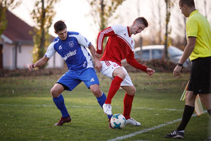 Nyugat-szlovákiai V. liga, déli csoport, 14. forduló: Nagymegyeren letarolták a nyárasdiakat