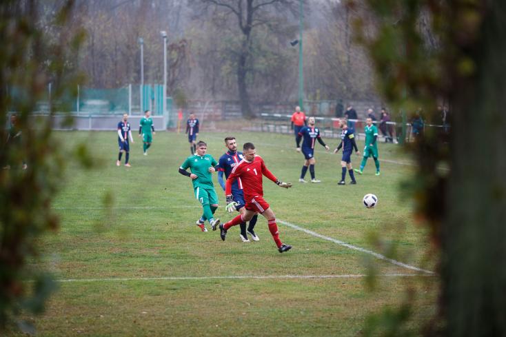 AG Sport (VI.) liga: Remekül finiseltek, ezúttal emberhátrányban nyertek a szentmihályfaiak – FOTÓK