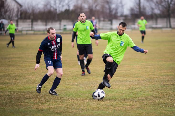 AG Sport (VI.) liga, Dunaszerdahely, 16. forduló: Fél évet kellett várni a felsőpatonyiak újabb győzelmére