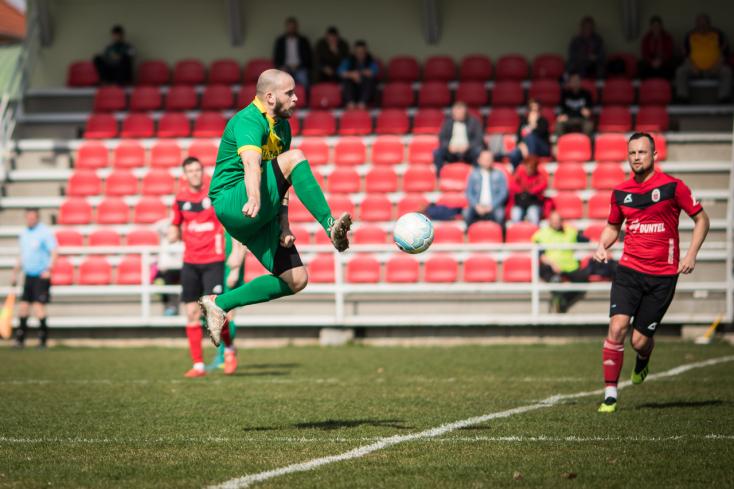 Nyugat-szlovákiai V. liga, déli csoport, 17. forduló: Remekül hajráztak a csenkeiek