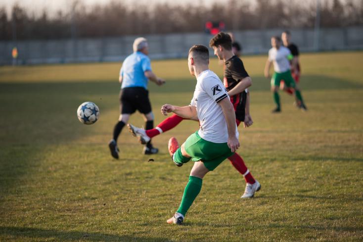 Nyugat-szlovákiai V. liga, keleti csoport, 18. forduló: Megállíthatatlan udvardiak