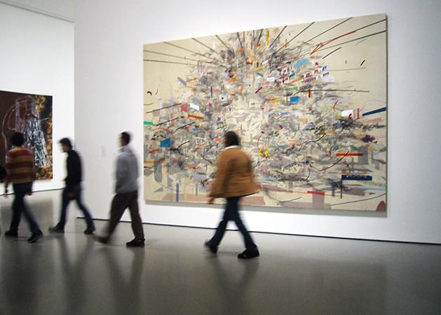 Magyar alkotók műveiből nyílt tárlat Tel-Aviv legnagyobb képzőművészeti seregszemléjén