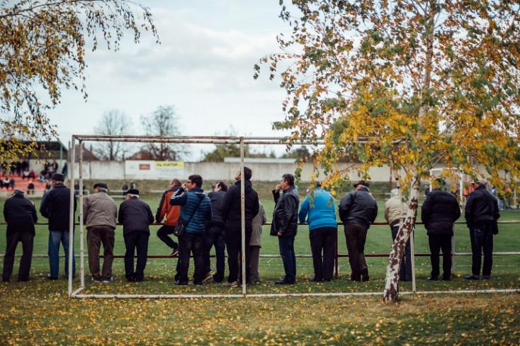 Nyugat-szlovákiai IV. liga, Délkeleti csoport, 12. forduló: Tízszer rezdült a lévaiak hálója