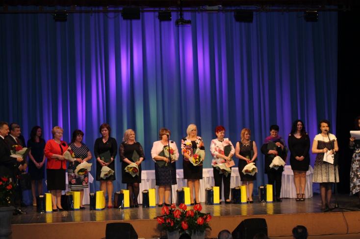 Tíz ápoló részesült kitüntetésben Dunaszerdahelyen (VIDEÓ)