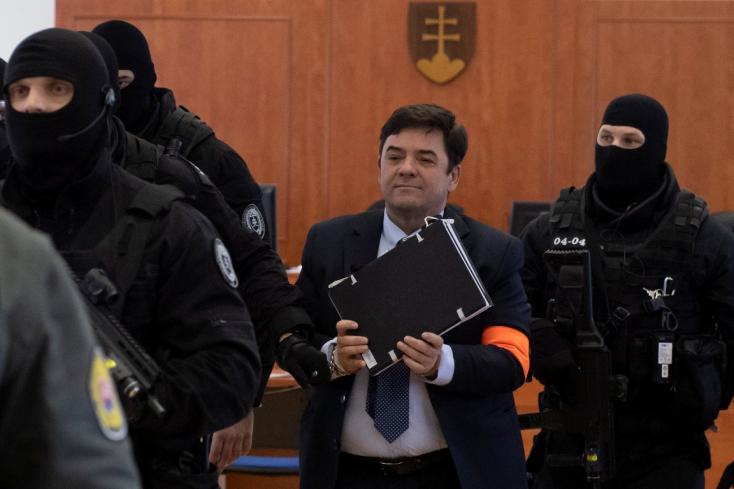 VÁLTÓHAMISÍTÁS: A bíróság bűnösnek találta Kočnert és Ruskót – mindketten 19 évet kaptak!