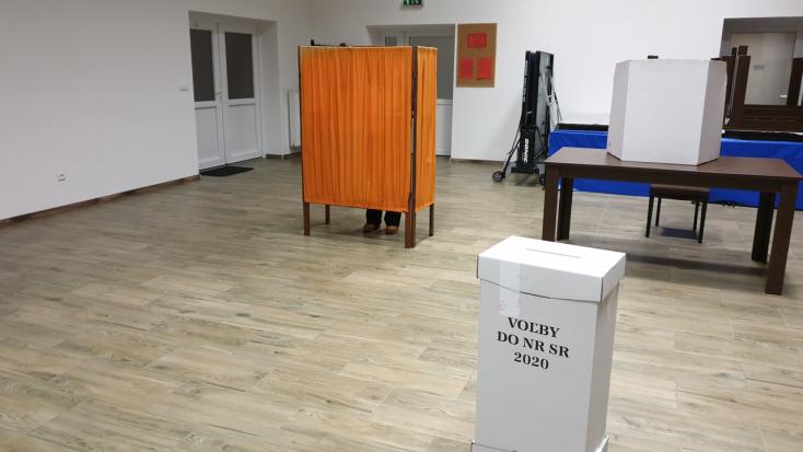 A legtöbb településen bezártak a szavazóhelyiségek, és megkezdődött a szavazatszámlálás!