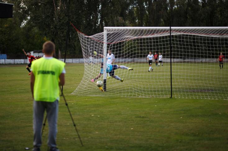 VII. liga, Dunaszerdahely, 18. forduló: Hét bajnoki meccsen 48 gól