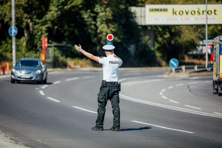 Szombaton országos közúti ellenőrzést tart a rendőrség