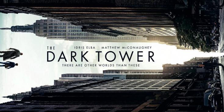 Gyenge mozis hétvége volt Amerikában, a Stephen King-féle Setét torony vitte a prímet