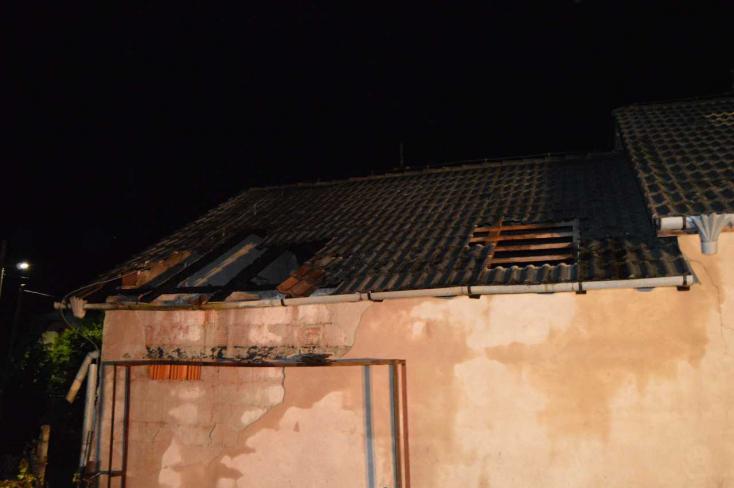 Tűz pusztított Nádszegen!