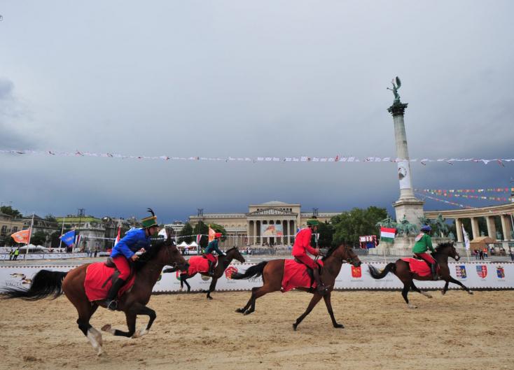 Jöjjön és szurkoljon Budapesten a Nemzeti Vágtán a felvidéki lovasoknak!