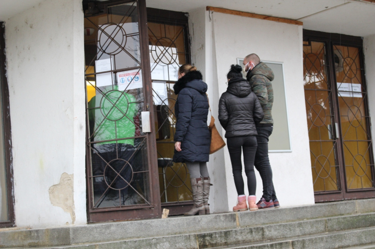 Tesztelés – Komáromi járás: Megugrott a pozitivitás Nemesócsán és Dunamocson, javult a helyzet Izsán és Paton