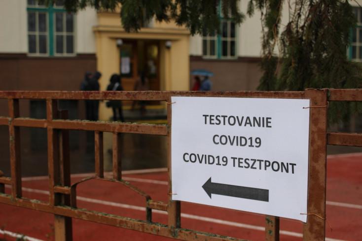 Tesztelés – Nem állnak rosszul a Szenci járás községei, Nagyborsán viszont megugrott a pozitív tesztek aránya