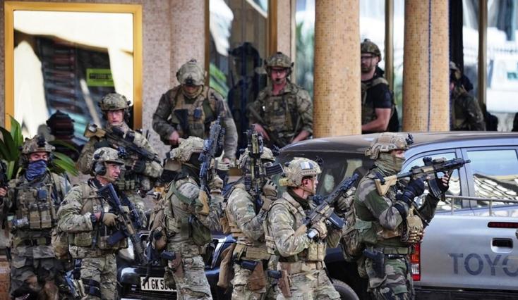 A terrortámadás 29 halálos áldozatának többsége külföldi