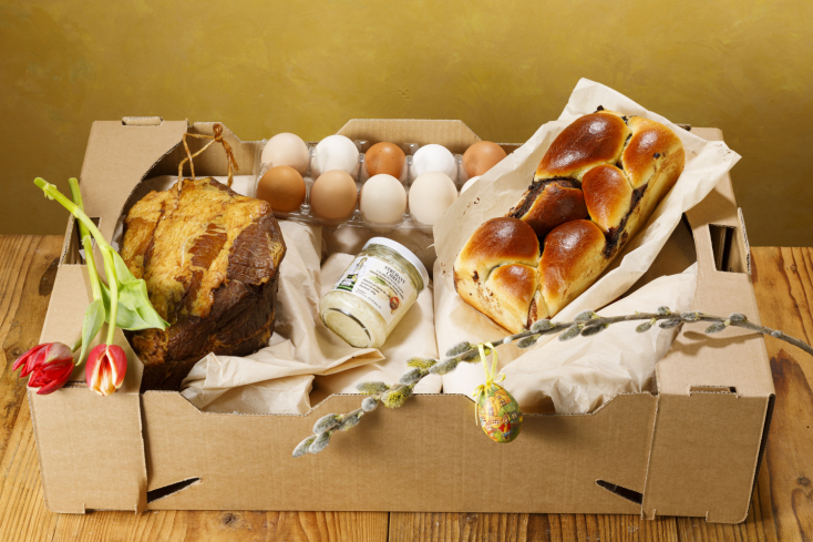 Bőséges húsvétot mindenkinek!