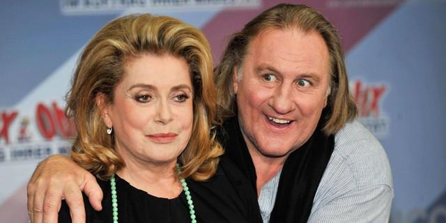 Catherine Deneuve és Gérard Depardieu ismét együtt a filmvásznon