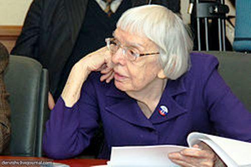 Ljudmilla Alekszejeva orosz jogvédő kapta az idei Václav Havel emberi jogi díjat