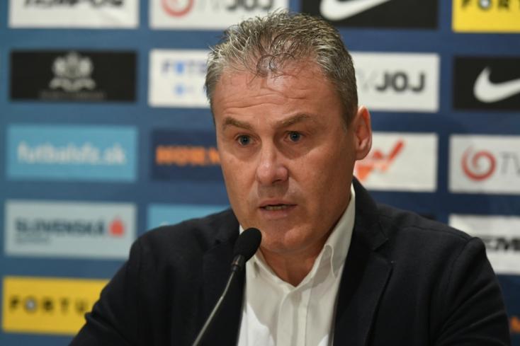Szlovák válogatott: Hapal keretet hirdetett, a DAC játékosára is számít a magyarok és Wales ellen