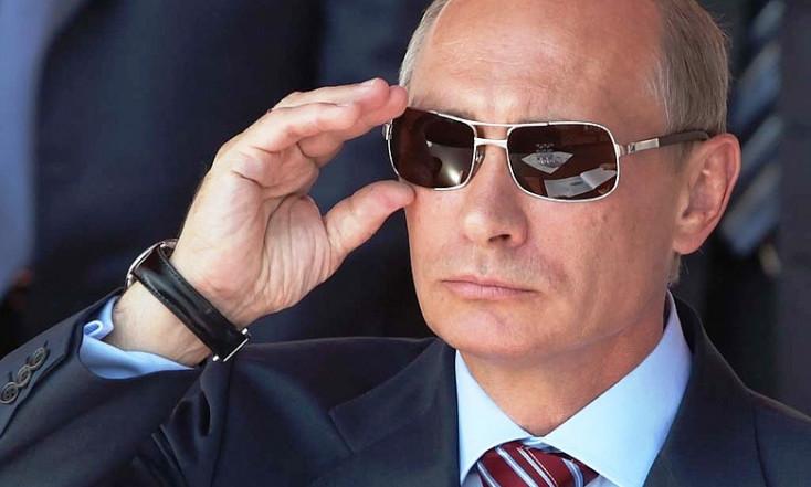 Így kell szerelmet vallani Putyinnak!