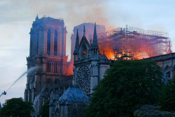 A Notre-Dame legpontosabb 3D-s modelljét amerikai merevlemezek őrzik (FOTÓ)