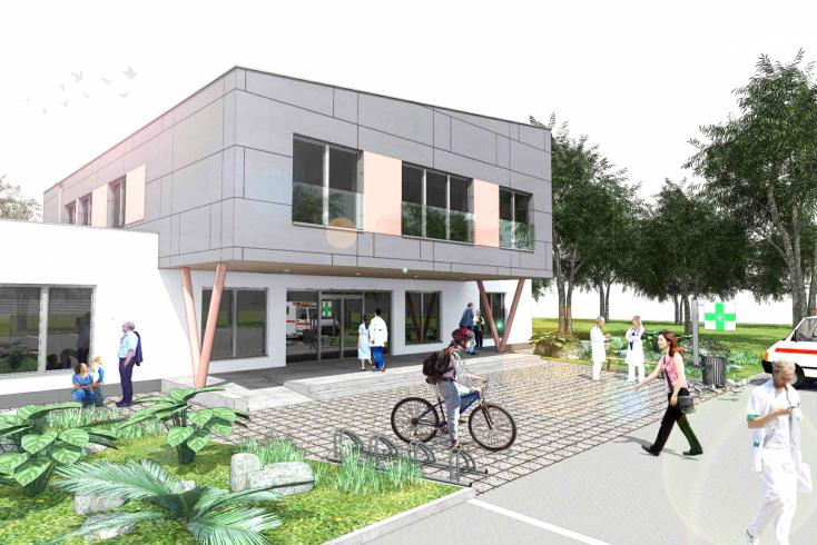 Egészségügyi központ épülhet Bősön