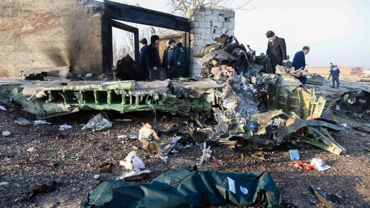 """Kanadai kormányfő: """"Iránnak vállalnia kell a teljes felelősséget az ukrán gép lelövéséért"""""""
