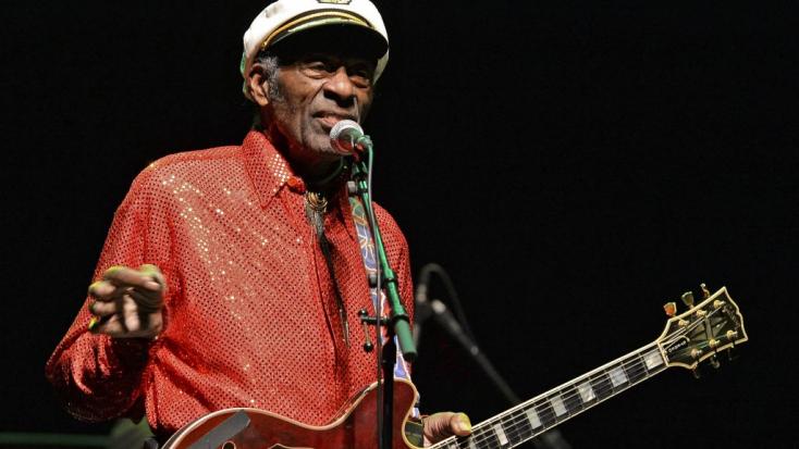 Springsteentől Jaggerig megemlékeztek Chuck Berryről