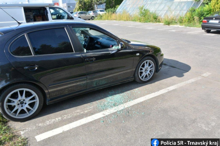 A rendőrség figyelmeztet: ne hagyjanak értékes dolgokat az autóban!