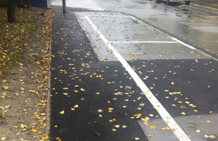 Új parkolóhelyek Somorján