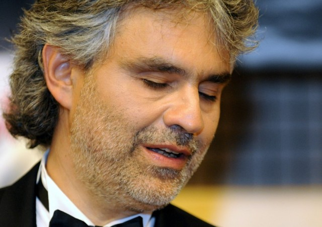 Andrea Bocelli duplázik novemberben Budapesten