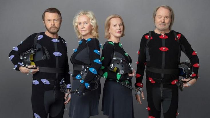 Negyven év után új albumot készített az ABBA