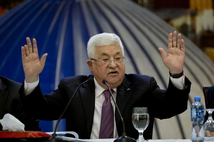 Berágtak a palesztinok, minden kapcsolatot megszakítanak Amerikával