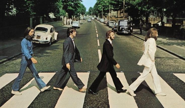 Paul McCartney lányaazAbbey Road-i lemezstúdiórólforgatdokumentumfilmet