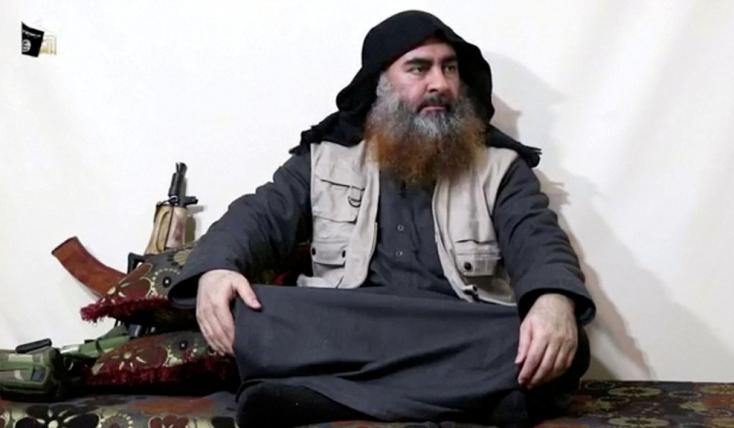 Újabb részletek jelentek meg Abu Bakr al-Bagdadi likvidálásáról