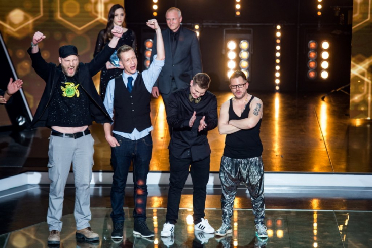A Dal 2021 - A Kaukázus győzött Egyetlen szó című dalával