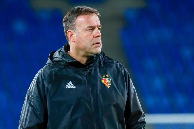 Konferencia-liga - A Basel edzője nyíltsisakos mérkőzésre számít Újpesten