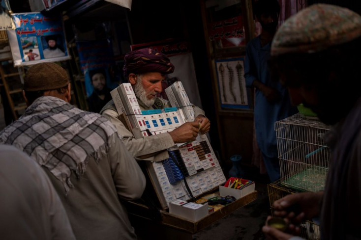Köszönik a tálibok az ENSZ pénzét, de szerintük Amerika nagyvonalúbb is lehetne