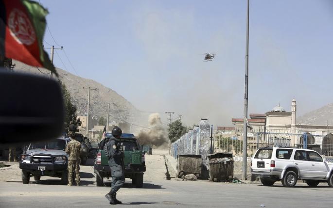 Öngyilkos merénylő robbantott egy kelet-afganisztáni városban, többen meghaltak